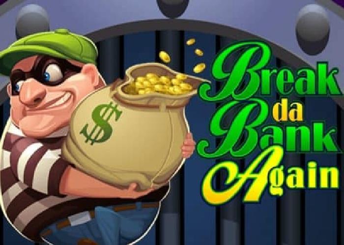 Automaty BREAK de BANK AGAIN