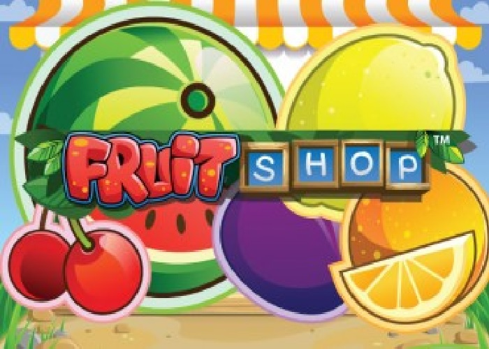 Automaty FRUIT Shop Online Slot