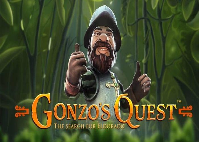Automaty GONZOS Quest Online Slot