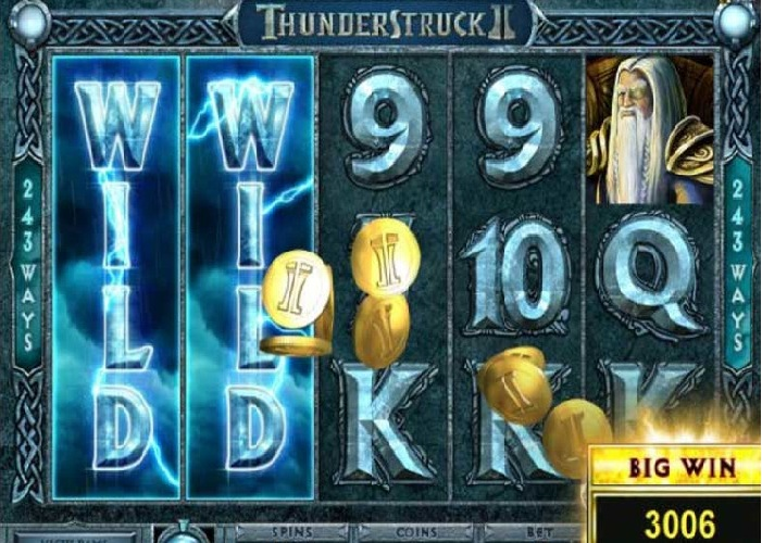 Automaty THUNDER Struck II Online Slot