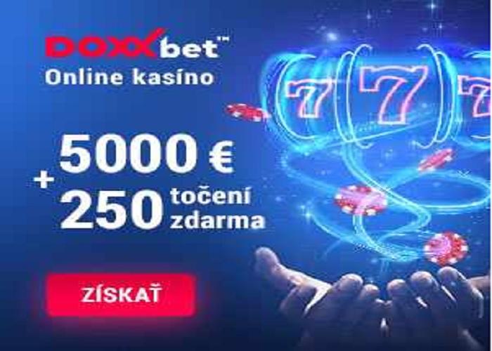 Bonusy DOXXBet Casino