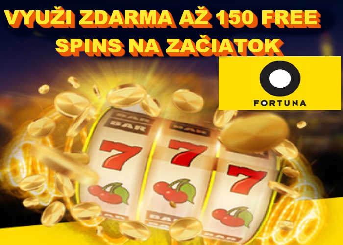 Bonusy Fortuna online kasino bonus