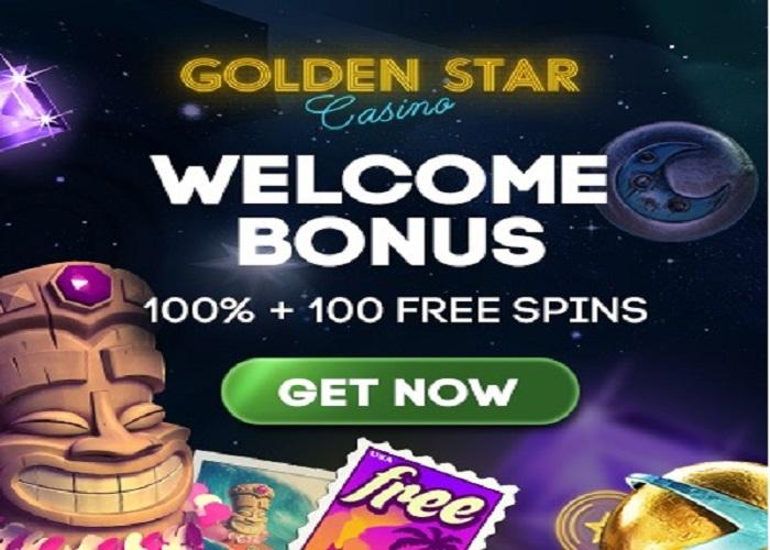 Bonusy GOLDEN STAR CASINO BONUS
