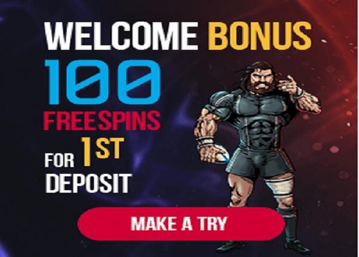 Bonusy WEBBY SLOT CASINO BONUS