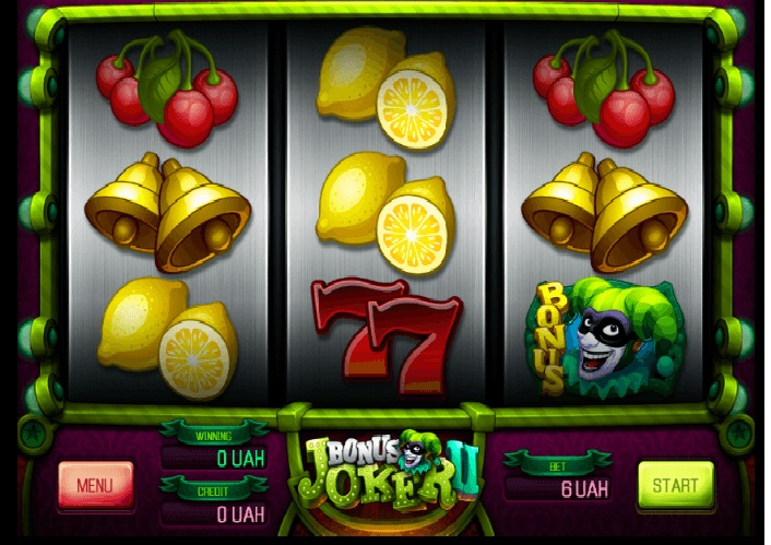 Hrat BONUS JOKER II od Apollo Games