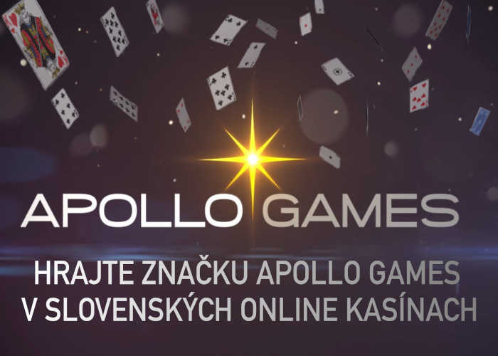 Apollo online výherné automaty v Slovenských online kasinach | Zahrajte si hviezdu medzi automatmi