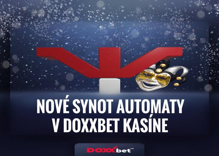 Synot online automaty v DoxxBet online casino
