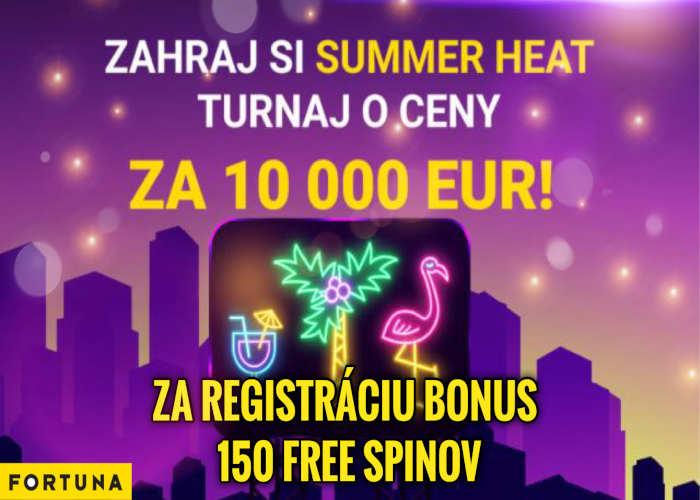 Fortuna casino turnaj online automaty