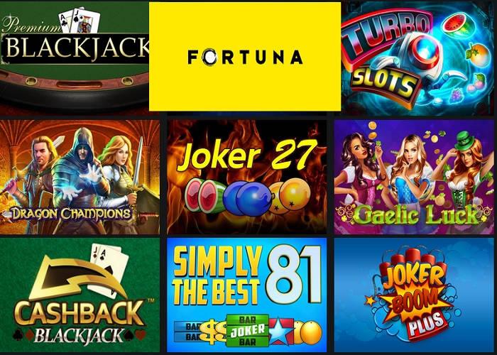 Fortuna kasino najlepšie online automaty