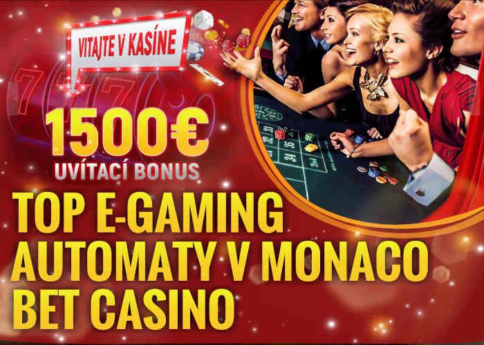 Monacobet-kasino bonus