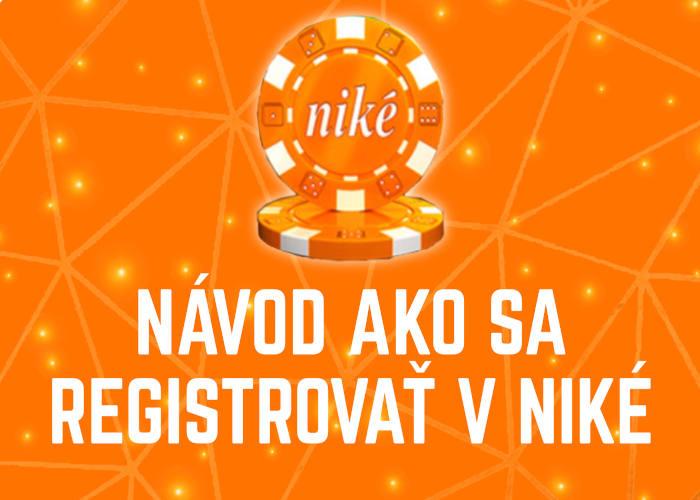 NIke online casino registrácia | Registrujte sa v NIke Svet hier