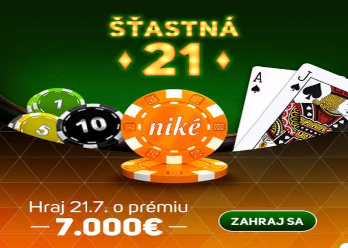 Nike kasino blackjack online