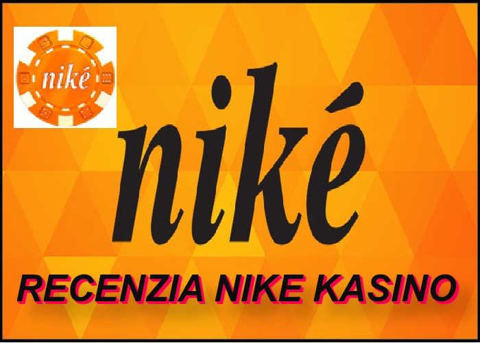 NIke kasino recenzia 2021 | Najvyssie bonusy v slovenskom online kasine NIKE | casino-online.sk