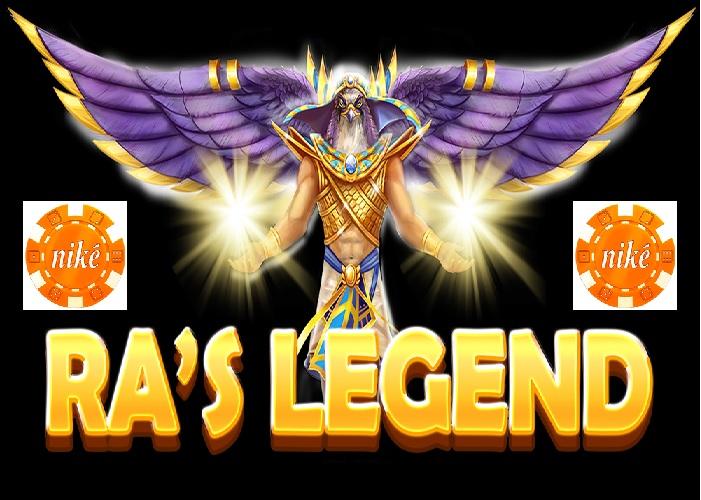 RAs Legend recenzia online automatu | hrajte RAs Legend v Nike kasino