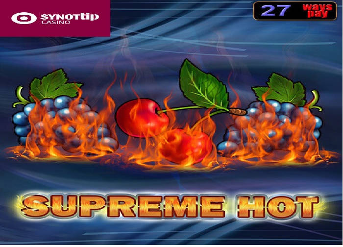 Supreme hot automat od EGT
