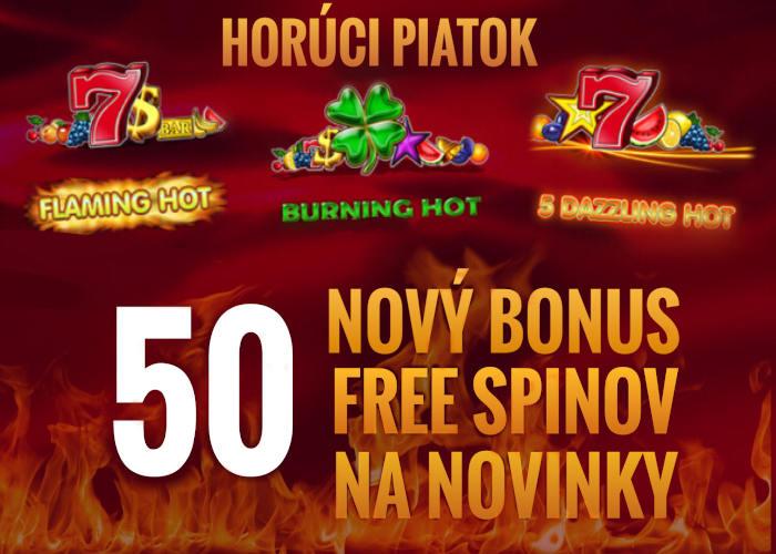 SynotTip Kasino bonus na piatok free spiny
