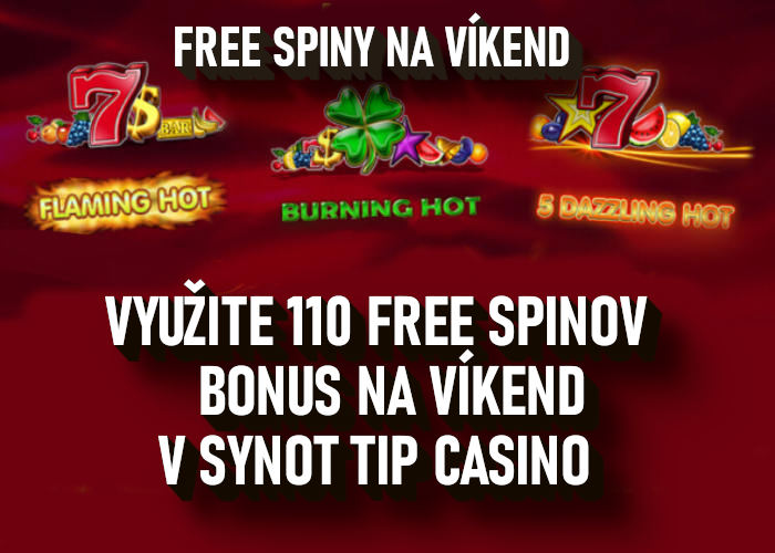 Free spins SynotTip casino