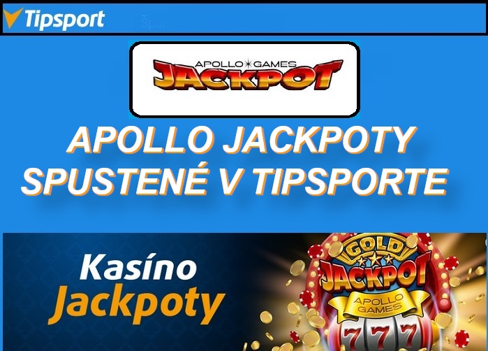Tipsport kasino jackpoty | Apollo automaty Jackpoty | casino-online.sk