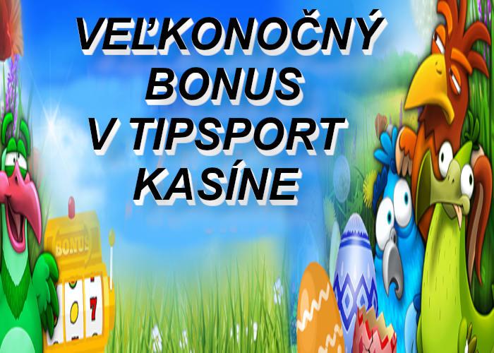Tipsport kasíno bonus na veľkú noc | otvárajte bonusové vajíčka v Tipsport casino