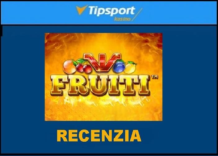 Fruiti recenzia online výherný automat | casino-online.sk