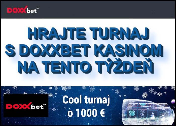 Cool trunaj v online kasino Doxxbet | casino-online.sk
