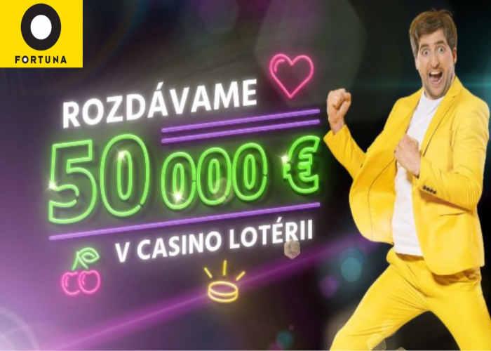 Fortuna bonus casino na oktober