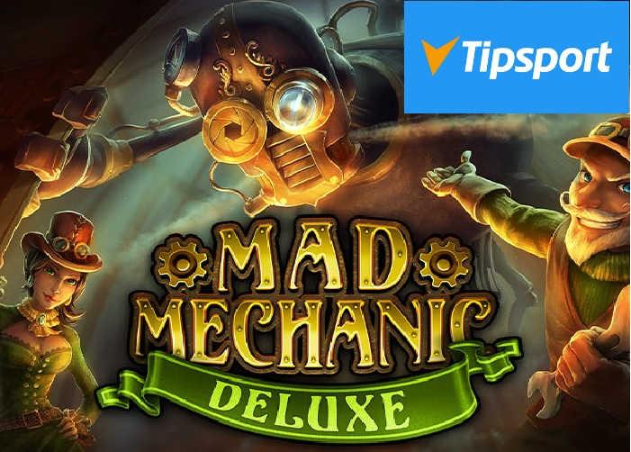 MAD Mechanic online výherný automat Tipsport kasino | Hrajte online automaty zdarma v Tipsport kasino