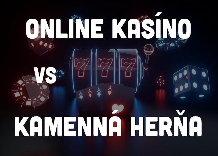 Slovenské online kasino | Čo je online kasino?